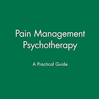 Book Cover - Pain Management Psychotherapy
