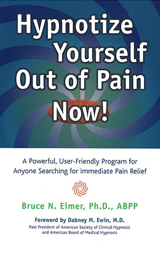 Book Cover: Hypnotize Yourself Out of Pain